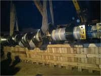 Marine Sulzer Engine