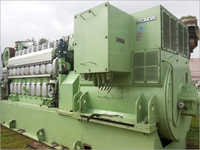 Wartsila 9l20 Marine Generator Set