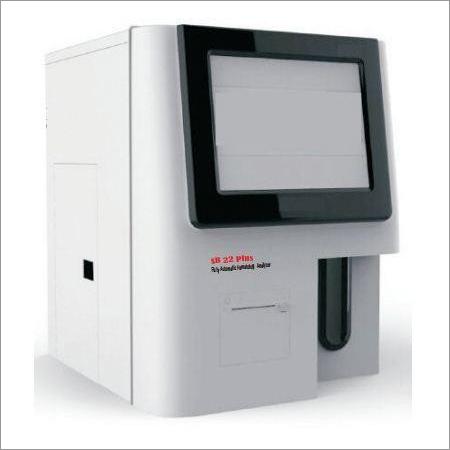 Plus S Fully Automated Hematology Analyzer