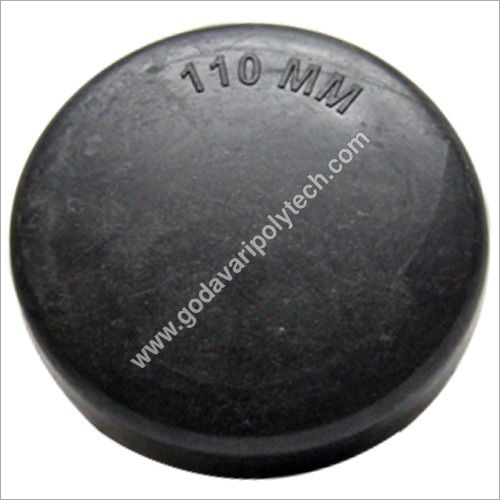 110mm HDPE End Cap