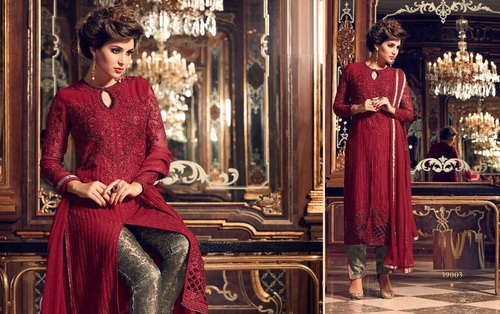 Shop Georgette Salwar Kameez Designs Online