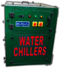 WATER CHILLERS 500 Ltr