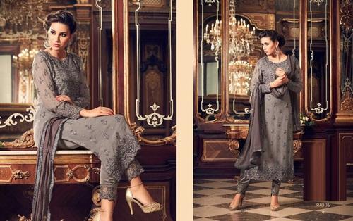 Latest Design Georgette Suit