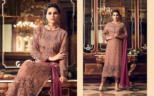 Boutique Style Georgette Salwar Suits