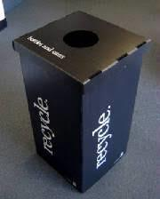 Corrugated Plastic Recycling Bins