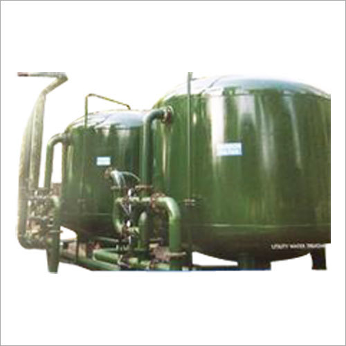 Wastewater Machine Tank