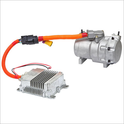 Truck Tyre Electric Motor Air Compressor