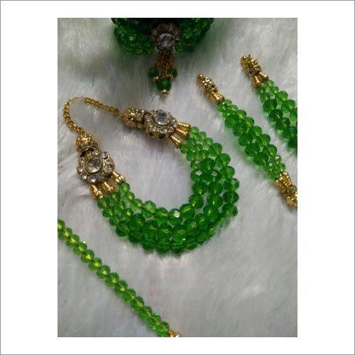 God Krishna Crystal Jewellery