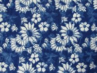 Sanganeri Cotton Block Printed Fabric