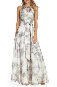Ladies Digital Printed Gown