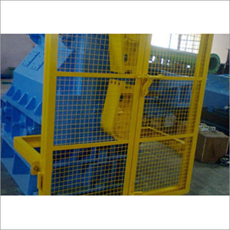Start Stop Type Dividing Shear Clutch and Fly Wheel Arrangement