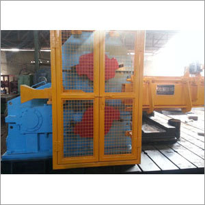 Crop Cum Cobble Shear 650 Center and 600 Center