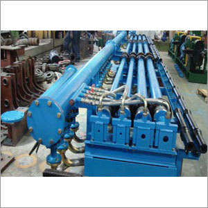 Water Quenching Box Single Slit Bar Mill