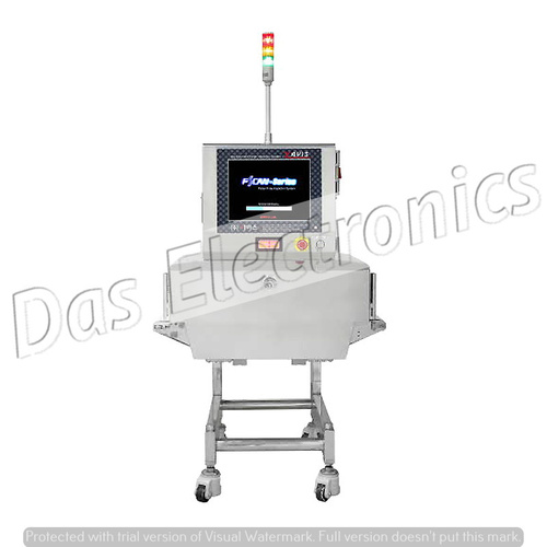 Short Cans X Ray Inspection System