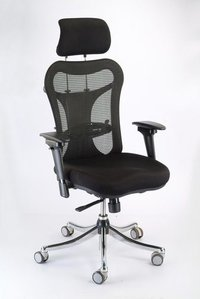 Highy  back mesh chair