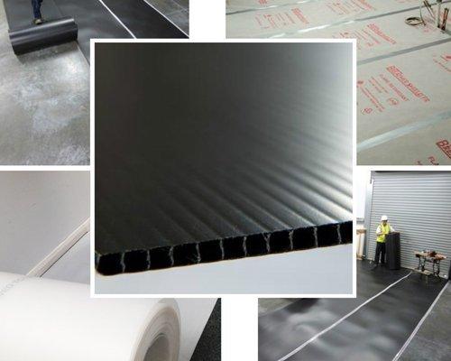 Corflute Temporary Floor Protection