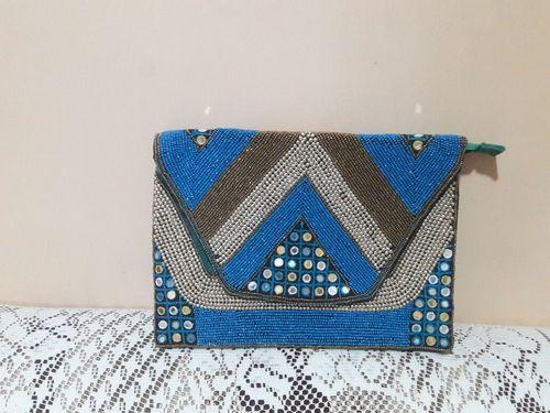 Ethnic Boho Vintage Banjara Straw Bags