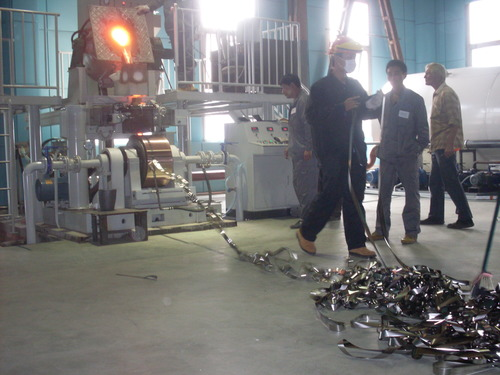 Nanocrystalline Ribbon Machine
