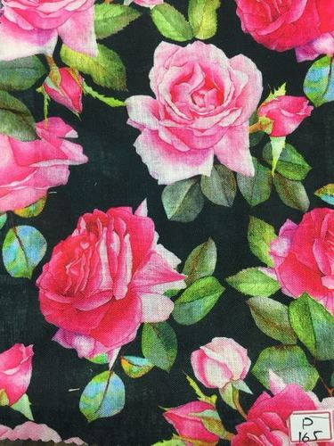 Linen Digital Print Fabrics