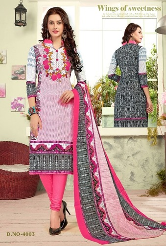 Pure Cotton Dress Material Rajiya Sultan
