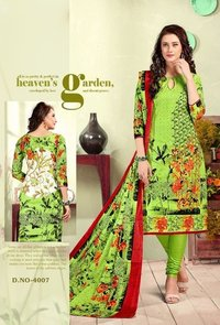 Summer Special Rajiya Sultan Cotton Dress Material
