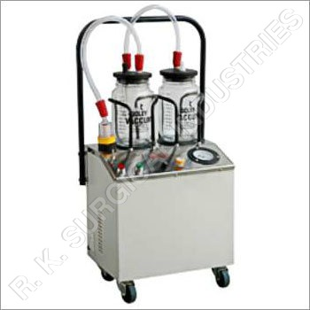 Electric Suction Trolley Model (Crompton)