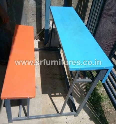 Iron Sheet Bench
