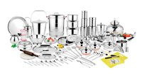 GOLD PLUS KITCHEN SET 121 PCS