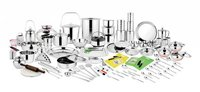 PLATINUM KITCHEN SET 121 PCS