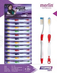 Topper Toothbrush