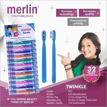 Twinkle Toothbrush