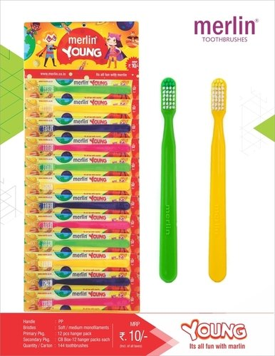 Young Toothbrush