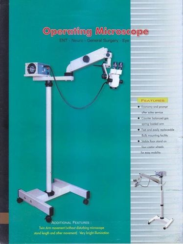 Operating Microscopes