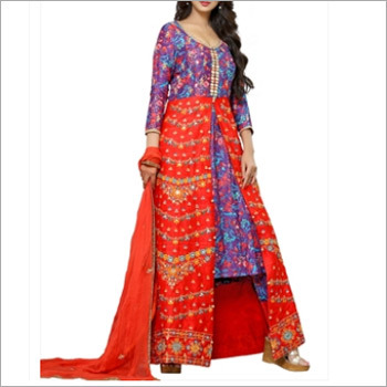 Designer Floor Length Salwar Suit