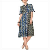 Multi Color Casual Kurti