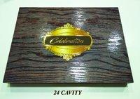 Wooden Chocolate Gift Box