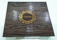 Wooden dryfruit box Gift Box