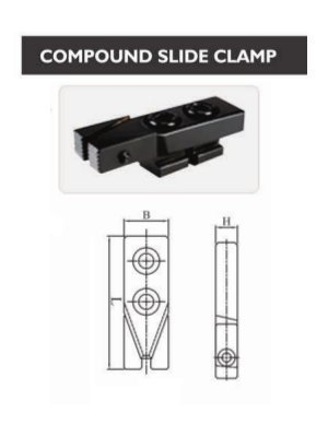 Compound Slide Clamp
