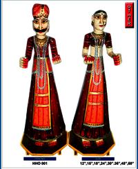 Wooden Gaver Isharji