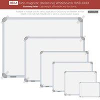 Hexa Economy Non-magnetic (Melamine) Whiteboards