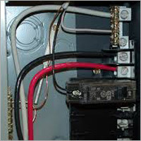 Panel Feed Wires