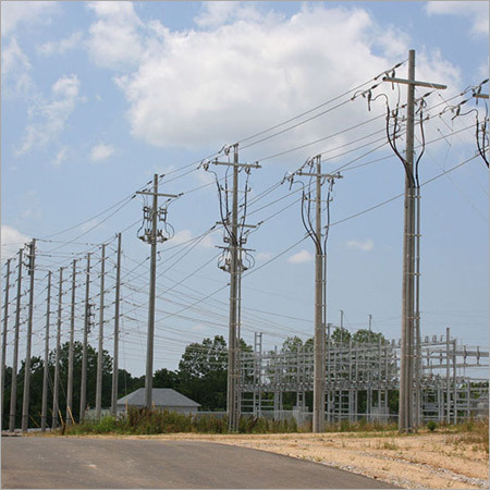 Decorative Electrical Poles