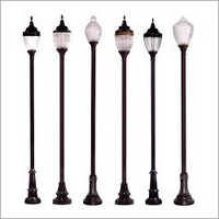 Decorative Street Lighting Poles
