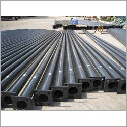 Galvanized Conical Pole