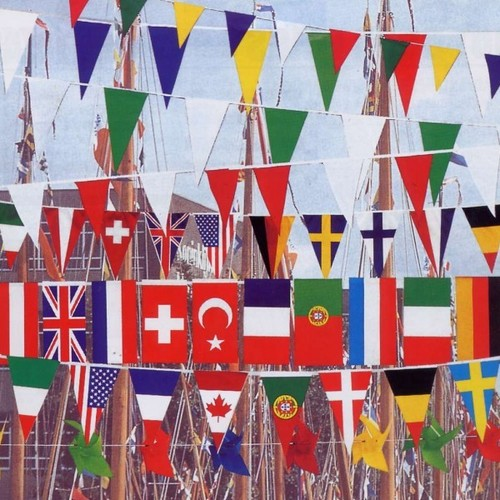 Religius Pennant Flags