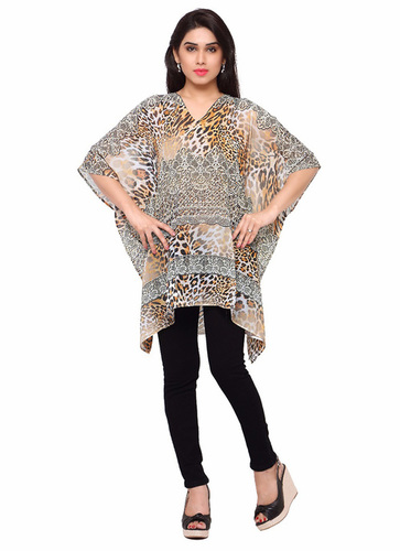 Ladies Printed Designer Shrug