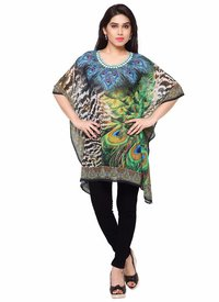 Ladies Printed Designer Party Wear Shrug