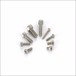Stainless Steel Socket Head