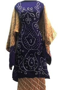 Ethnic Bandhani Dress Material