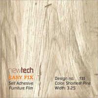 Shortleaf Pine Self Adhesive Furniture Film